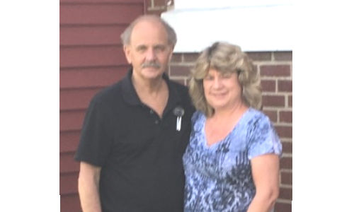 Mike and Janice Kuhns