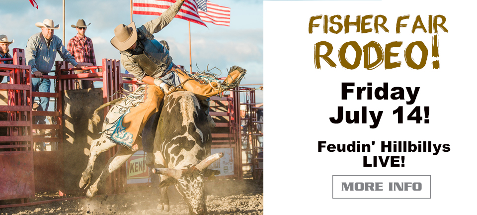 Fisher Fair Rodeo 2017