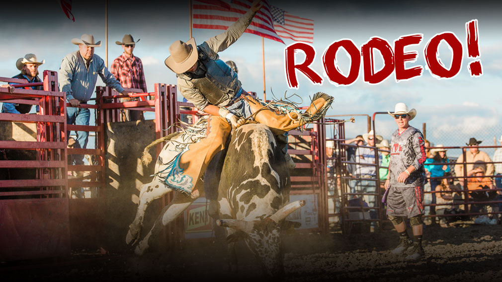 2017 Fisher Fair Rodeo